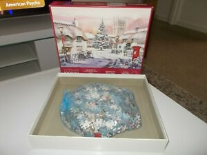 W H Smith Snowed In Christmas Jigsaw Puzzle 1000 Pieces