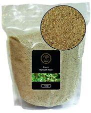 ORGANIC Psyllium Lolla Powder (naturale Probiotico) RICCHI DI FIBRE - 100g