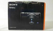 Sony Cyber-shot DSC-RX100 VII 20.1MP Point & Shoot Digital Camera Black