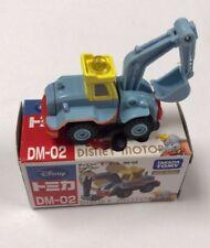 Tomica Disney Motors DM-02 Works Division Shovel Dumbo Diecast - Ships From USA
