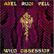 """Axel Rudi Pell """"Wild Obsession"""" CD melodic metal NUOVO!!!"""
