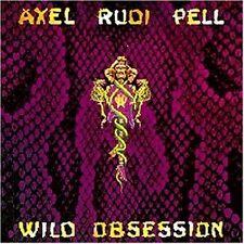 "AXEL RUDI PELL ""WILD OBSESSION"" CD MELODIC METAL NEU!!!"