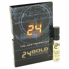 24 Gold The Fragrance 0.04 oz Vial (sample) by ScentStory for Men