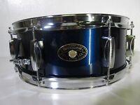 """Tama Imperialstar Snare Drum - 14 X 5.5"""" - Midnight Blue - 8 Lugs - Poplar"""