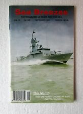 Sea Breezes No.609, Sep 1996 - Victoria Cross at Sea