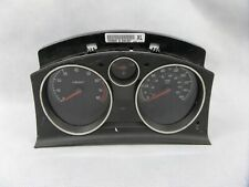 Vauxhall Zafira 1.8 Speedo Clock Part Number 13225990 Used Condition 2005