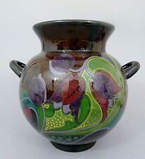 Jugendstil Gouda Henkel - Vase  '289 Tulp Ivora', Höhe 21 cm