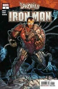 Darkhold Iron Man #1 - Bagged & Boarded