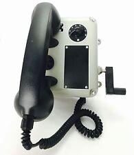 SW-FG8S Sound Powered Telephone, Hose-Mccann