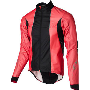 Gore Xenon 2.0 AS Jacket Men's Size Small Red and Black New