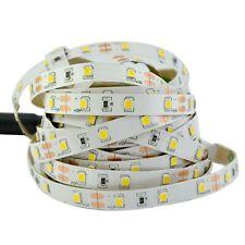 LED Stripe Streifen 2835 warmweiß weiß 5M 300LEDs 12V einfarbig Lichtkette IP20