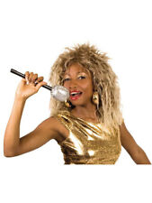 Perücke Rock Queen Tina Fasching Party wild Look