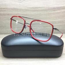 307c2fa187d5 Dolce   Gabbana DG 1288 Eyeglasses Red Ruthenium 04 Authentic 53mm
