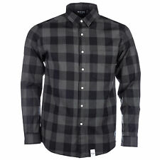 Flannel Collared Casual Shirts & Tops for Men