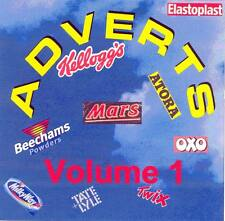 Commercials - TV Adverts Volume 1 1950's 60's 70's (NEW) (Audio CD)
