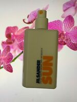 JIL  SANDER SUN EDT Spray 28 ml left women perfume no cap
