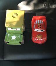 Disney Pixar Cars 2 Lightning Mcqueen Shake And Go