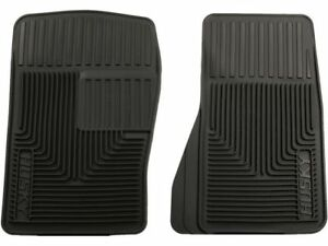 Fits 1995-2001 GMC Jimmy Floor Mat Set Front Husky Liner 59833BM 1997 2000 1996