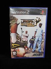 Urban Freestyle Soccer para  playstation2 PAL nuevo y precintado.