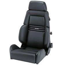 Recaro Expert Seat Ambla Leather Black Large
