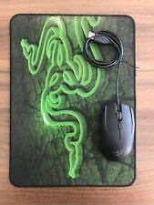 Razer Abyssus v2 + Goliathus Control Mouse Mat Tri-Colour Chroma Gaming Mouse