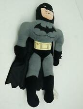 Super Hero Batman Plush Stuffed Toy Black Gray 24 In
