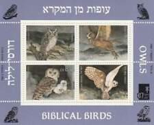 Israël postfris 1987 MNH block 33 - Vogels / Birds (S1199)