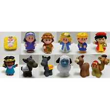 Fisher-Price Little People Nativity Manger J2404 - Replacement Figure Set
