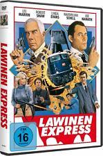 DVD deutscher Ton Lawinen Express Lawinenexpress Lawinen-Express Lee Marvin
