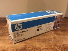 HP Color Laserjet CC530A Black Toner Cartridge for CP2025 CM2320
