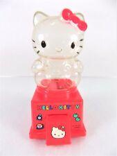 SANRIO~HELLO KITTY~GUMBALL BUBBLEGUM CANDY MACHINE DISPENSER~1976/1992 VINTAGE