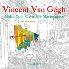 Vincent Van Gogh (Art Colouring Book): Make Your Own Art Masterpiece by Flame Tr