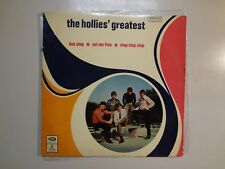 HOLLIES: Hollies' Greatest-Holland LP 67 Odeon E.M.I. SOPXH 1011 Orig.Stereo PCV
