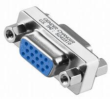 VGA - SVGA Adapter / Gender Changer: Buchse an Buchse