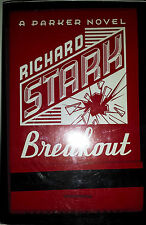 BREAKOUT BY RICHARD STARK *SIGNED*FIRST ED*