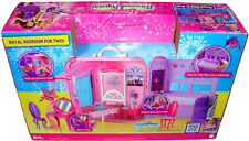 Barbie The Princess & Popstar Royal Bedroom & Bath Playset MIB Mattel Toy X3706
