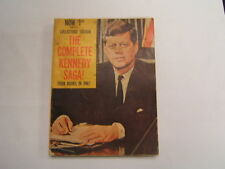 The Complete Kennedy Saga 4 books in 1 1963 paperback