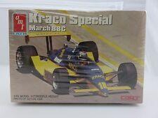 AMT ERTL KRACO SPECIAL MARCH 88C CART 1/25 Plastic Model Kit NEW SEALED 1989