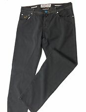 NWT JACOB COHEN European Slim Fit Luxury Denim Jeans 40 Handmade in Italy