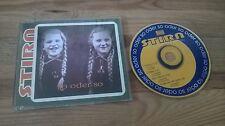 CD Folk frontale-così o così (4) canzone Private Press SC