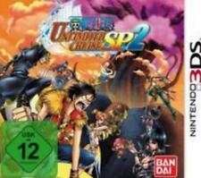 Nintendo 3DS One Piece Unlimited Cruise SP 2 Deutsch Neuwertig