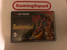 Pandemonium Nokia N-Gage Free Postage Next Day Dispatch