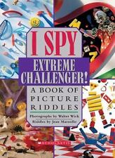 I Spy Extreme Challenger! A Book of Picture Riddles-ExLibrary