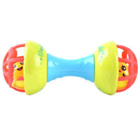 Baby Rattles Shaking Sensory Toys Teether Safe Early Education Grasping Handbell