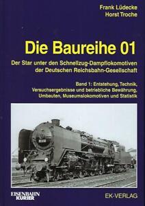 EK-Verlag - Die Baureihe 01 - Band 1