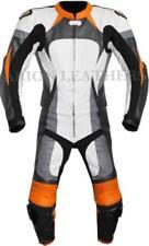 Combinaisons de motocyclette noirs en cuir, taille M, pour homme