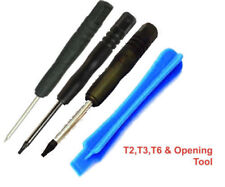 Torx Screwdriver Tool Set  Kit T2,T3,T6 & Opening Tool For Blackberry Torch 9800