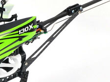 CLOSEOUT Xtreme Carbon Tail Boom Support (Black) - Blade 130X