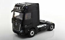 NZG Mercedes-Benz Actros Gigaspace 4x2 Black 1/18