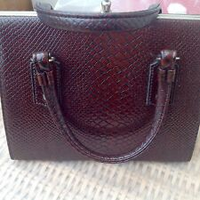 Faux Leather Tailored Vintage Bags, Handbags & Cases